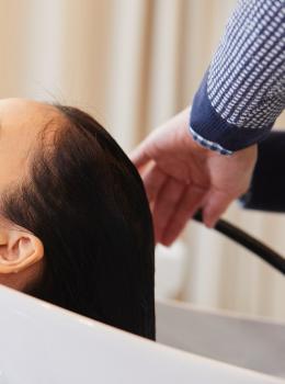 >シャンプー[炭酸泉]<br>(マッサージシャンプー) Sou-i hair(ソウイヘアー)川崎店