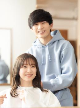 >フィニッシュ Sou-i hair(ソウイヘアー)川崎店