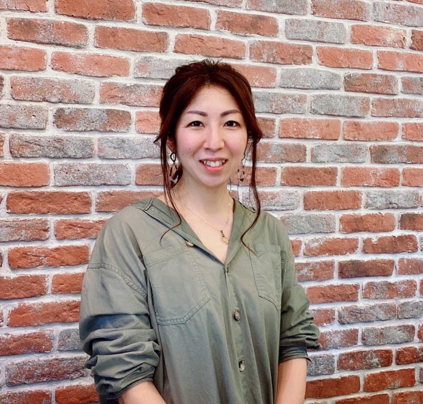 Sou-i hair(ソウイヘアー)川崎店スタッフ 飯沼 美里